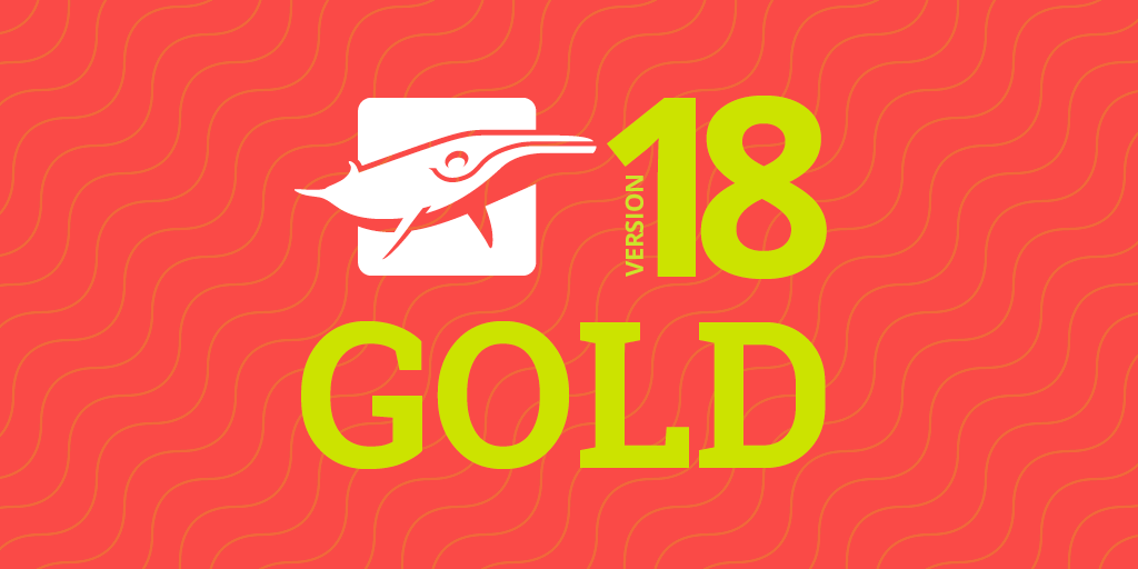 Schoolbox v18 is Gold!